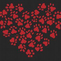 Alpha Friendship Bracelet Pattern #10790 - BraceletBook.com