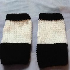 These lovely black and white gloves are ideal for chilly mornings and nights. They would also make a lovely fashion accessory. I hand knit them using black and white wool. To have a look at them please click this link: https://www.etsy.com/uk/listing/217850516/black-knit-gloves-white-knit-gloves