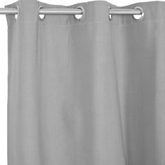 Plain Cotton Curtain with Rings - Rugs & Curtains | Zara Home United States of America
