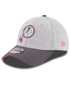 New Era Washington Redskins Black White 9FIFTY Snapback Cap ...
