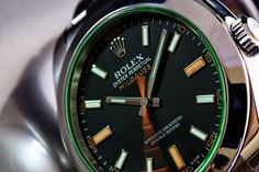 "mostexerent:    Why? Strangely I have received a few messages about my thoughts on the Milgauss.  FWIW I like it, but would have had it by now if they had omitted all the polished surfaces as ""tool"" watches should not be shiny.  If it was I, sand blast all the shiny parts & swap out the bracelet for a NATO in dark green."