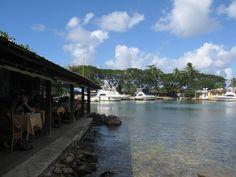 Coal Pot Restaurant, Vigie St. Lucia | Flickr - Photo Sharing! Liz Telschow | #EatInStLucia