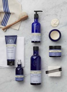 Neal's Yard Remedies | SS16 Campaign | Art Directed by The Grid Creative, Photographed by Damian Russell, Styled by Louisa Grey