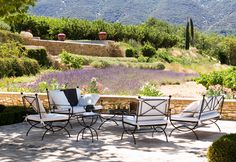 Summer Places Provence