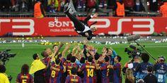 Guardiola. The coach of FC Barcelona (my team).
