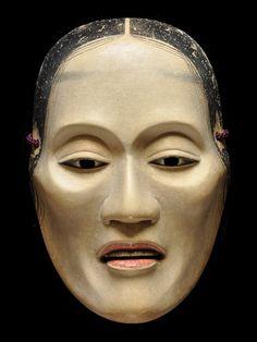Mask : Yaseonna, Noh, Japan
