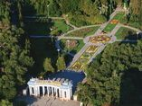 Culture and Leisure Park named after M.Gorky, Almaty city