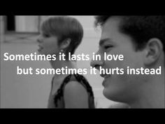 Adele - someone like you Lyrics, by Charlie Puth and Emily Luther