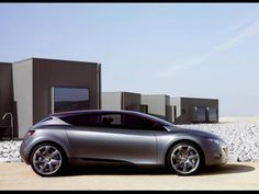 Concepto Renault Megane Coupe 2