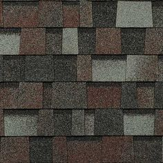Owens Corning Shingle Colors   durable shingles soft refined look duration shingles with surenail ...