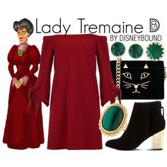 Disney Bound - Lady Tremaine