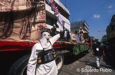 GUATEMALA City Manifestación -imp