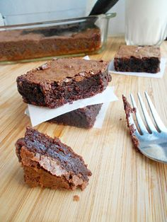 Culinary Couture: My Favorite Brownies