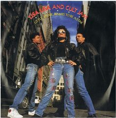 Lisa Lisa And Cult Jam  Little Jackie Wants To by Acvintagevinyl