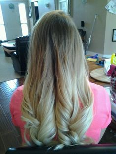 What I DONT want..Blonde on Blonde Ombre