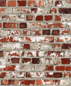 Brick Wallpaper - Find Your Exposed Brick Wallpaper Australia Wide Painting Wallpaper, Vinyl Wallpaper, Wallpaper Roll, Pattern Wallpaper, Funky Wallpaper, Wallpaper Ideas, Exposed Brick Wallpaper, Faux Brick Wallpaper, Brick Wallpaper Australia