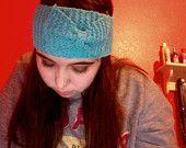 Headbands that I make! Check out my shop. Cutebrokcollegegirl.com
