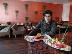 he Dearborn-based Crave Sushi Bar and Restaurant will open a second metro Detroit location Monday on Woodward in Ferndale, south of 9 Mile, in the former home of John D Bistro.