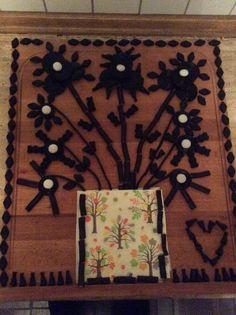 Lakritz Blumenstrauß zum Valentinstag