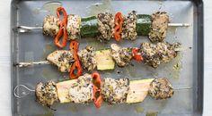 Amelia Freer: Chicken Za'atar Skewers recipe
