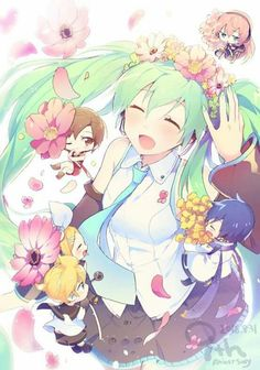 Kawaii - Vocaloid!