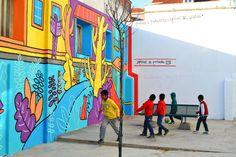 """""""Mondi di strada"""", Lisbona. 1° riScatto urbano di Alessandro Castelli. Saranno conteggiati i """"mi piace"""" al seguente post: https://www.facebook.com/photo.php?fbid=10207135152921762&set=o.170517139668080&type=3&theater"""