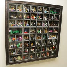 Image detail for -new cabinet if lego continues with minifig series 9 10