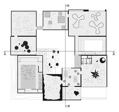 architecture floor plan _ Children Museum of Louisville nbj architectes nas architecture