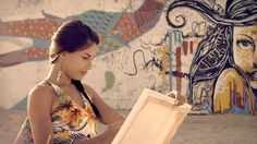 Pilots on Dope feat. Wilson Simoninha - Que Isso Menina (official Video) Please see the portrait painted by: BIRGIT SCHWEIGER (approx. from minute 2 onwards:) Pilots, Portrait, Music, Artist, Projects, Musica, Log Projects, Musik, Blue Prints