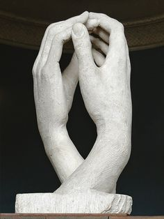 La Cathédrale (musée Rodin) Auguste Rodin, Musée Rodin, Hand Sculpture, Sculpture Rodin, Metal Sculptures, Abstract Sculpture, Bronze Sculpture, Statues, Human Body Parts