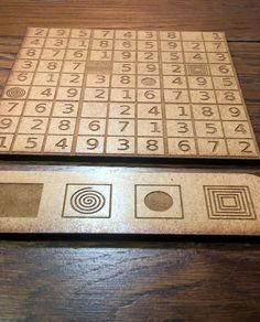 great escape room puzzle ideas from the Riddle factory. Sudoku Riddle is a twist on classic Sudoku, will fit perfect in your escape room puzzles collection Breakout Game, Breakout Edu, Breakout Boxes, Escape Room Design, Escape Room Diy, Escape Puzzle, Escape Room Puzzles, Geocaching, Escape Box
