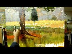 ▶ Peter Fiore Painting Epiphany - 2 - YouTube