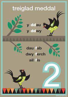 Learn Welsh, Welsh Language, Cymru, Languages, Wales, Poetry, Printables, Teaching, Music