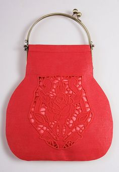 torebka haftowana
