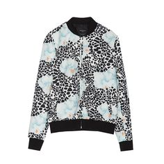 Spring's IT Jacket Has Arrived: The Bomber: Floral Bomber
