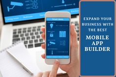 With the ever-expanding app market, creating a mobile app can be the right and the best step for expanding your business. Free App Builder, Mobile App Builder, Build Your Own App, Online Mobile, Best Mobile, Mobile Application, How To Run Longer, Work On Yourself, Digital Marketing