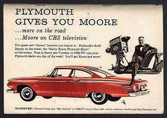 1960-PLYMOUTH-AUTO-AD-GARRY-MOORE-in-MR-GARLUND-on-CBS-TELEVISION-MOVIE-CAMERA