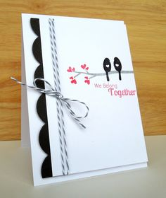 Stamping & Sharing: Love is in the Air