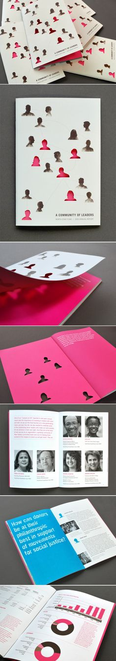 Graphic Design - Graphic Design Ideas - NSF Annual Report 2010 Graphic Design Ideas : – Picture : – Description NSF Annual Report 2010 -Read More – Web Design, Flyer Design, Layout Design, Design Art, Print Design, Creative Design, Design Ideas, Dm Poster, Design Poster