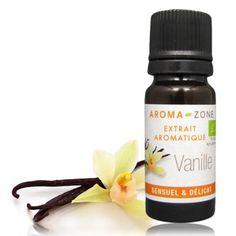 Extrait aromatique naturel Vanille BIO