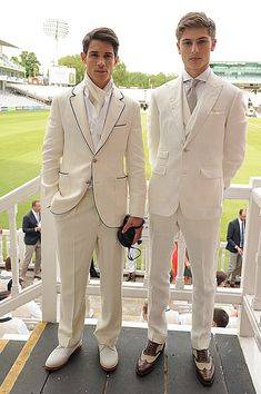 Savile Row such pretty boys. my groom will look super hot in the one on the right, yum!!