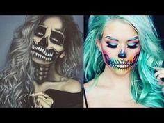 Headless Halloween Makeup Tutorial   Cosmobyhaley - YouTube ...