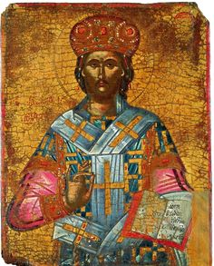 File:Christ King of Kings (Greece, c. Byzantine Icons, Byzantine Art, Russian Icons, Russian Art, Sacred Symbols, Sacred Art, Religious Icons, Religious Art, Christian Pictures