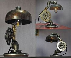 Best 25 Rustic Lamps Ideas On Pinterest Corrugated