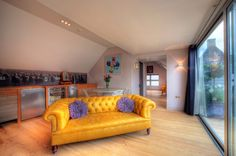 Self-Catering Studio at Strattons