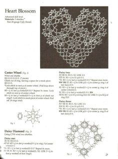 18 Tatting patterns Pins to check out Shuttle Tatting Patterns, Needle Tatting Patterns, Heart Bookmark, Tatting Tutorial, Lacemaking, Tatting Lace, Felt Hearts, Bobbin Lace, Heart Patterns