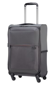 Samsonite Short-Lite Spinner 55 Length 35cm Platin Grey