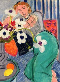 Henri Matisse - Odalisque