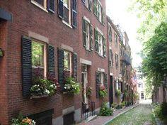 Beacon Hill, Boston - How I love Beacon Hill!