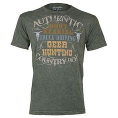 Authentic Boot Wearing, Truck Driving, Deer Hunting, Country Boy $21.99